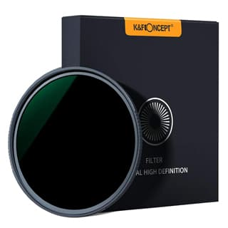 Светофильтр нейтральный K&F Concept Nano X ND1000 77mm KF01.977