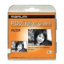 Фильтр для ч/б фотографий Marumi P O0 49 мм.