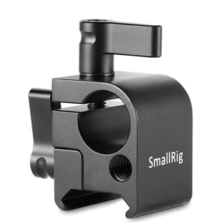 Крепление SmallRig SWAT Nato Rail with 15mm Rod Clamp (Parallel) 1254