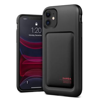 Чехол VRS Design Damda High Pro Shield для iPhone 11 Matt Black