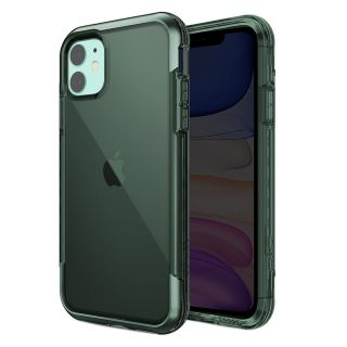Чехол X-Doria Defense Air для iPhone 11 Зелёный