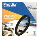 Фильтр Phottix VND Variable Filter 72mm