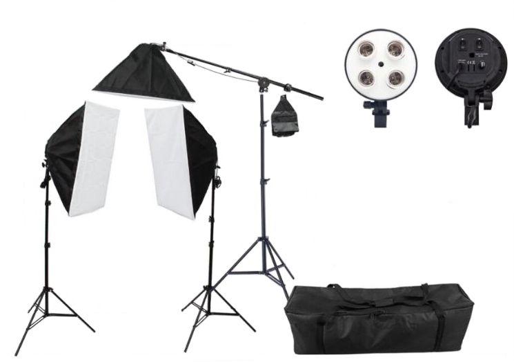 Комплект постоянного света FST-001 Kit: купить в Москве комплект постоянного света FST-001 Kit - интернет-магазин LightPhotos