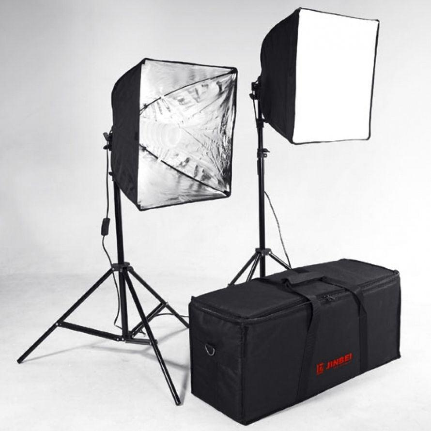 отличный как самому сделать свет для фотостудии как