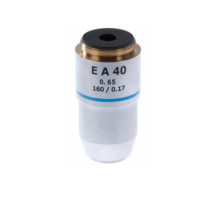 Объектив для микроскопа 40х/0,65 160/0,17 (М2): купить в Москве - интернет-магазин Lightphotos.ru
